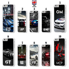 Personalised Name Super cars Case for Apple iPod Touch 5th 6th 7th Generation