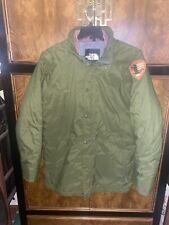 Vtg THE NORTH FACE 80s National Forest Park Ranger Gore Tex Parka Jacket L Usa