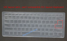Keyboard Silicone Skin Cover Protector for IBM Lenovo xiaoxin 潮7000 laptop
