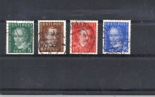 Old stamps of Estonia  1938   # 138-141 used 18.-Eu