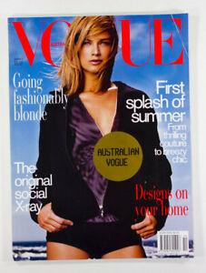 Karolina Kurkova Haute Couture & Interiors AUSTRALIAN VOGUE MAGAZINE AUSTRALIA