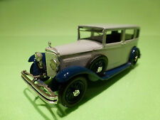 ELIGOR 1043 MERCEDES BENZ NURBURG 1929 - GREY 1:43? - VERY GOOD CONDITION