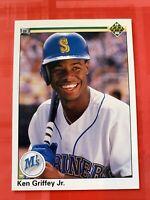 MINT Centered 1990 Upper Deck #156 Ken Griffey Jr. Baseball Card MT SHARP!!
