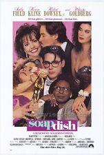 SOAPDISH Movie POSTER 27x40 Sally Field Kevin Kline Robert Downey Jr. Cathy