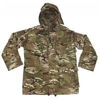 Brit. Smock Work Jacket Parka Commando Field Combat Mtp Tarn