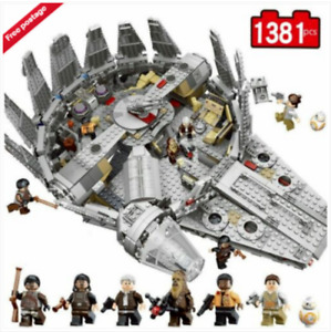 Destroyer Building Blocks StarWar Model Figures Bricks Education Toy Children's