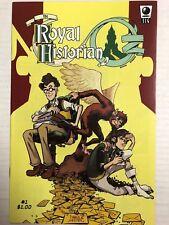 The Royal Historian of Oz #1 Comic Book SLG 2010