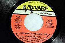 Loleatta Holloway: I Know Where You're Coming From / The Show Must Go On [NEW]