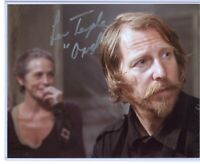 Lew Temple as Axel Signed 8x10 Photo 258 West COA Autograph The Walking Dead