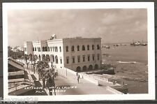 Syria LATTAQUIE LATAKIA Cassino Hotel Papazian vintage photo postcard 1940's