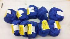 wolle zum stricken-Häkelgarn blau 500gr strickwolle baum/visc naturgarn socke 11