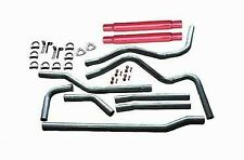 Heartthrob 4804GP 2-1/4 In. Manifold Dual Exhaust System for 1973-1987 Suburban