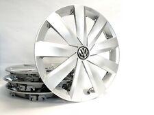 X NEU Original VW Passat Satz=4Stück 16Zoll Radzierblende Radkappe 3G0601147 YTI