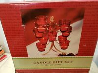 Candle Gift Set Tree Of Lights
