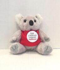 Koala Bear Stuffed Plush Trafalgar Tours Fair Dinkum Koala