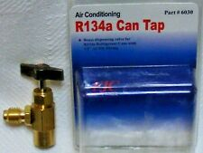 R-134a  R-134 BRASS AC Can Tap TAPPER DISPENSING VALVE FJC 6030 1/2 ACME FITTING