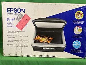 Epson PERFECTION V500 Photo Scanner COMPLETE IN BOX
