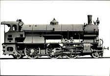 Eisenbahn Motiv-Postkarte CSSR Personenzug Lokomotive Lok Locomotiva Locomotive