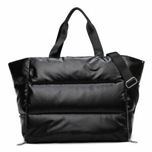 Women Gym Sports Bag Waterproof Swimming Yoga Mat Duffle Fitness Shoulder Bag