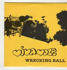 (GS603) Viva Voce, Wrecking Ball - 2005 DJ CD