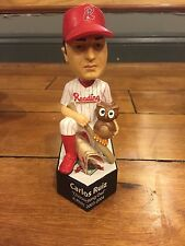 CARLOS RUIZ Reading Phillies Bobble Head 2011 SGA Chooching Owl Limited Edition