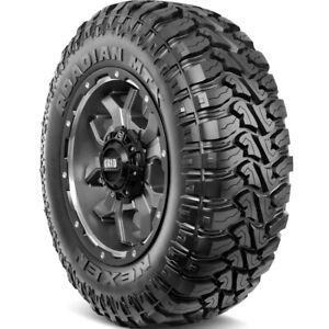 Tire Nexen Roadian MTX LT 235/80R17 120/117Q E 10 Ply M/T Mud