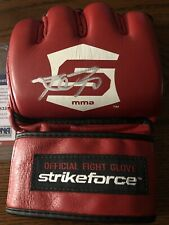 Ronda Rousey Autograph Strikeforce V2 Glove Red PSA DNA Authentic