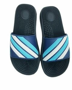 Unisex Adult Outdoor Slippers Shower Home Slides Sandals Shoes Sz 11-11.5