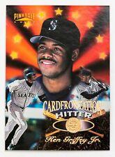 Ken Griffey Jr. / Mariano Rivera #14 (1997 Pinnacle) Cardfrontation Hitter! HOFs