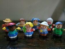 Mattel Fisher Price Little People Lot of 8