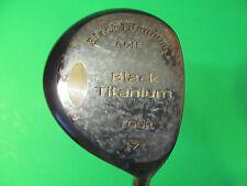 "42 1/2"" Black Titanium Tour 17 Degree Wood. Proforce 65 Gold S-Flex Tip Stiff"