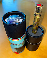 Retro 51 Rollerball / Pen TYPEWRITER, BRASS, Rare Ltd Ed of 200