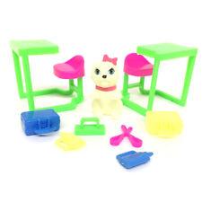 9Pcs/set medical equipment for doll baby pets puppet dog medical kit