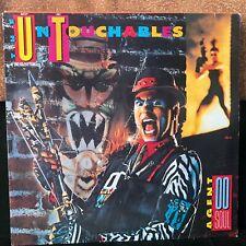 UNTOUCHABLES AGENT 00 SOUL 1989 REGGAE VINYL LP