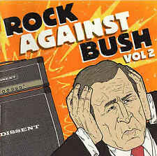 Rock Against Bush (Vol 2) VARIOUS ARTISTS CD & DVD