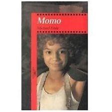 Momo: O la extana historia de los ladrones del tiempo y de la nina que devolvio