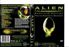 Alien-1979-Sigourney Weaver-2 Disc Special Edition- Movie-DVD