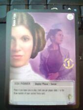Star Wars Jedi Knights Scum and Villainy TCG 5U Slave I 1st Day Printing