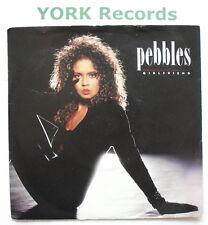 "PEBBLES - Girlfriend - Excellent Condition 7"" Single MCA 1233"