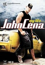 WWE - John Cena: My Life (DVD, 2007, 3-Disc Set) Wrestling