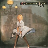 """CATRINA LEE born too late 7"""" PS EX/EX uk epic A7300 wos"""