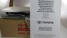 Original Lexus TOYOTA DVD Player 08601-00916 ICE-System Entertainment NEU OVP