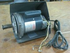 ShopSmith Mark V genuine original parts - A O Smith motor, 1-1/8 HP