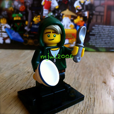 71019 LEGO NINJAGO MOVIE Minifigures Lloyd Garmadon Hoodie #7 FACTORY-SEALED