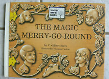 Wonder World Book: The,Magic Merry-Go-Round, V.Gilbert Beers LN HC 1973 GiftQual