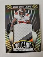 KE'SHAWN VAUGHN 2020 OBSIDIAN VOLCANIC GOLD ELECTRIC ETCH 5 COLOR PATCH 24/25 SP