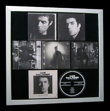 LIAM GALLAGHER+As You Were+LTD+GALLERY QUALITY FRAMED+FAST WORLD SHIP+Not Signed