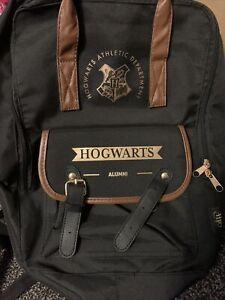 Harry Potter Hogwarts Bag/ School/ Work New Rucksack Backpack