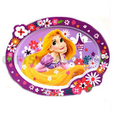 "Disney Princess Rapunzel Tangled Plate 10x8"" Kids Girls Melamine Christmas Gift"