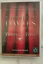 Tempest-Tost: Robertson Davies: Unabridged Cassette: Narr Sarah Mennell
